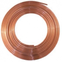 Plain soft annealed coils for air conditioning and refrigeration