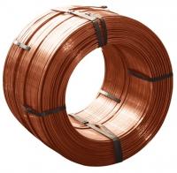 Rollos en cobre oara usos undustriales